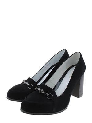 Туфлі чорні | 5356529