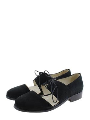 Туфлі чорні | 5356532