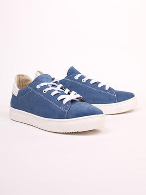 Кеды голубые | 5351775