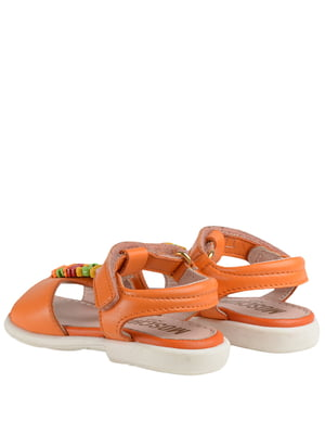Босоножки оранжевые | 5356847