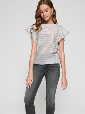 Блуза в полоску | 5355082