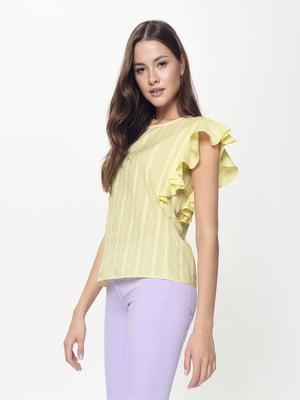 Блуза желтая | 5355088