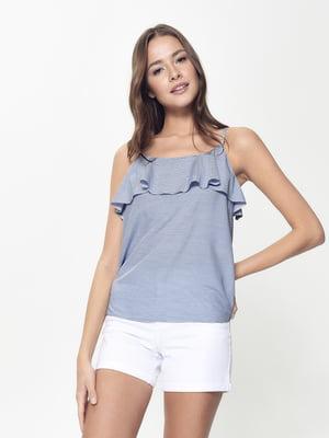 Блуза в полоску | 5355093