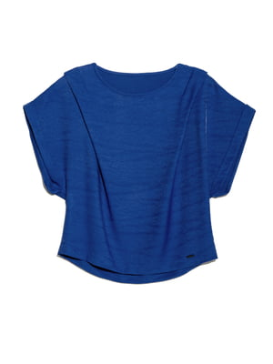 Блуза ярко-синяя | 5355096