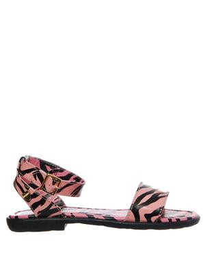 Босоніжки рожеві | 5356822