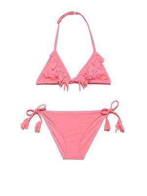 Купальник розовый | 5355859