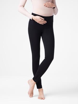 Легінси чорні для вагітних | 5355916