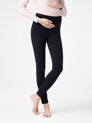 Легінси чорні для вагітних | 5355927
