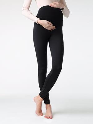 Легінси чорні для вагітних | 5355981