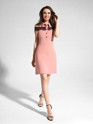 Платье розовое | 5356005