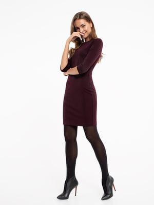 Сукня бордова | 5356021