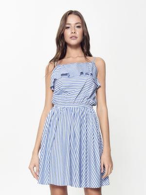 Сукня в смужку | 5356029