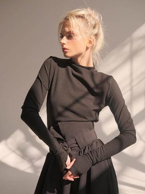 Гольф черный - Lipinskaya Brand - 5357938