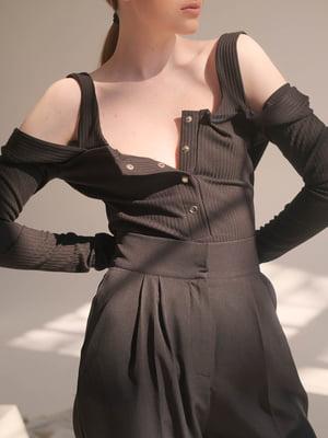 Кофта удлиненная черная - Lipinskaya Brand - 5357942