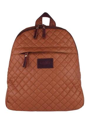 Рюкзак рудого кольору | 4074795