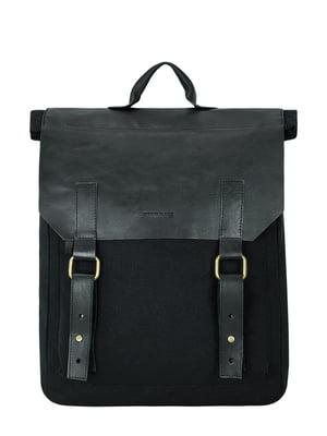 Рюкзак чорний | 5358188