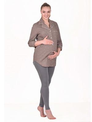 Пижама: рубашка и леггинсы | 5358322
