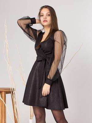 Платье черное | 5358160
