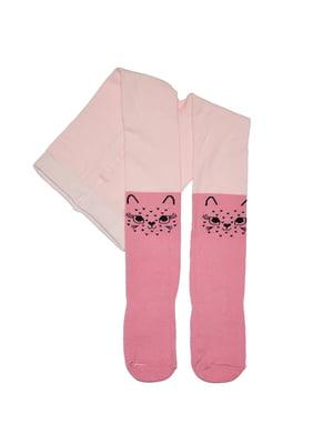 Колготки рожеві | 5358812