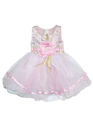 Платье розовое   5358876