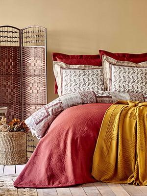 Комплект постельного белья двуспальный (евро) | 5346332