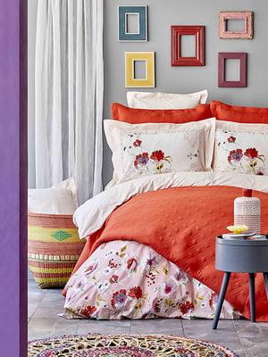 Комплект постельного белья двуспальный (евро) | 5346342
