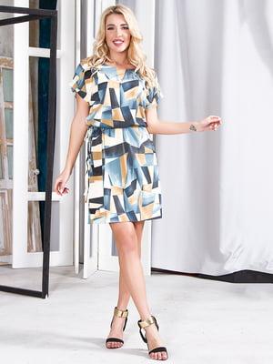 Сукня блакитна | 5360347