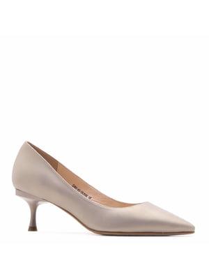 Туфлі сірі | 5360422