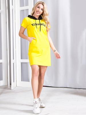 Сукня жовта | 5360380