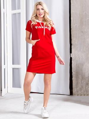 Сукня червона | 5360382