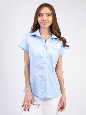 Блуза блакитна   5347328