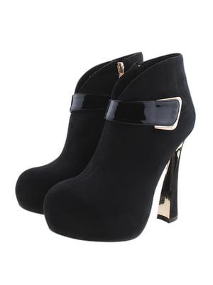 Ботинки черные | 5357163