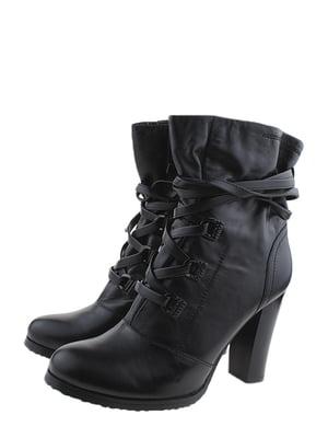 Ботинки черные | 5360875