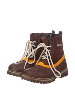 Черевики коричневі | 5360935