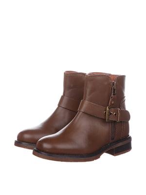 Черевики коричневі | 5360979