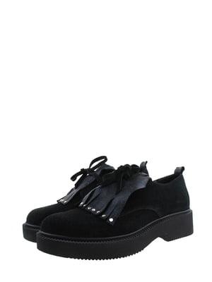 Туфли черные | 5357015