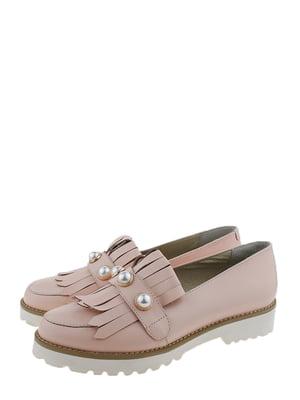 Туфли розовые | 5357017