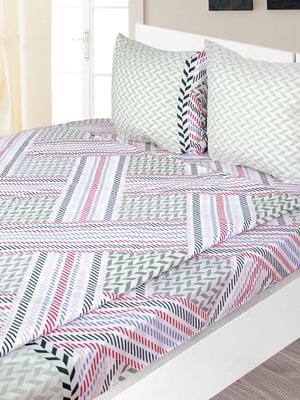 Комплект постельного белья двуспальный | 5361615