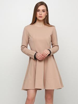 Сукня бежева | 5361675