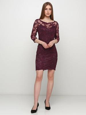Сукня фіолетова | 5361676