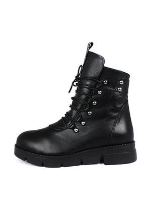 Ботинки черные | 5336181
