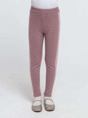 Легінси рожеві | 5352107