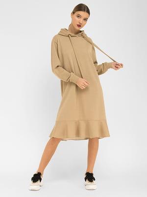 Сукня бежева | 5362480