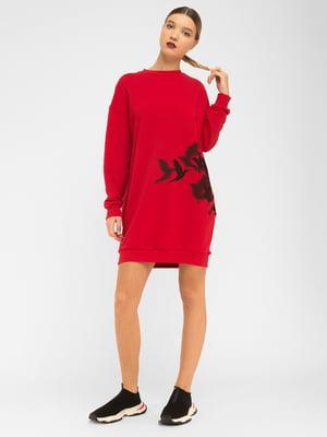 Сукня червона | 5362506