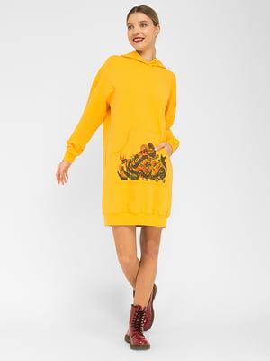 Сукня жовта | 5362507