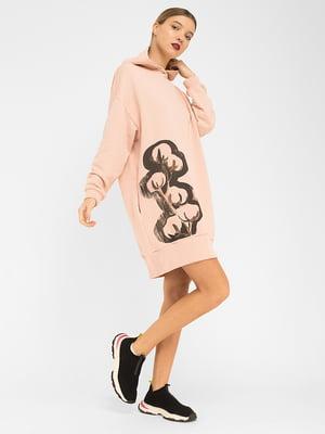 Сукня рожева | 5362508