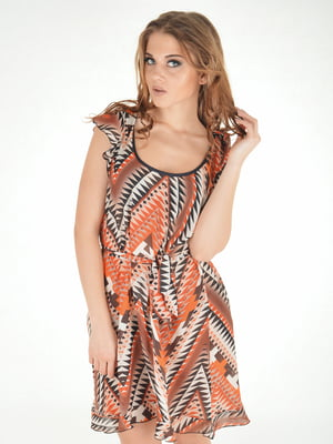 Платье пляжное в принт   5363048