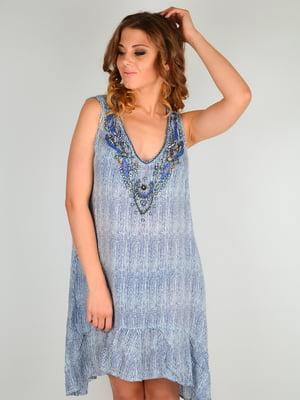 Платье пляжное в полоску | 5363194