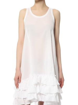 Платье пляжное белоое | 5363077