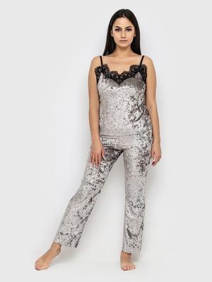 Пижама: майка и брюки | 5303264